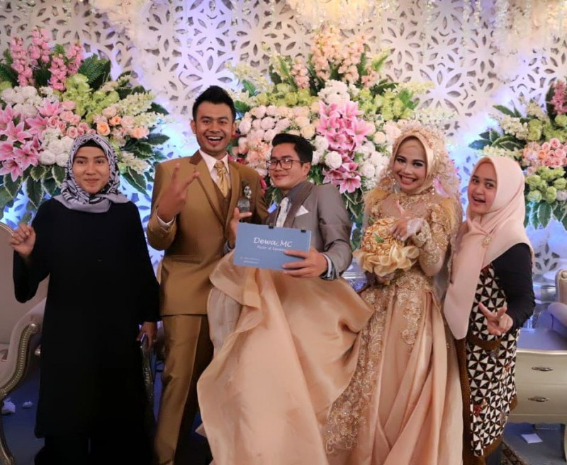 Ngjob Bareng Dewajeanz21 Amp Amara Wedding Makasih